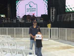 Craig attended Hootie and the Blowfish With Special Guest Sheryl Crow on Apr 12th 2019 via VetTix