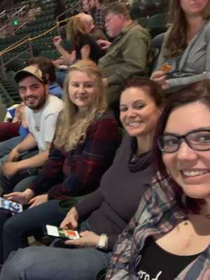 Robert attended Old Dominion - Make It Sweet Tour on Apr 11th 2019 via VetTix