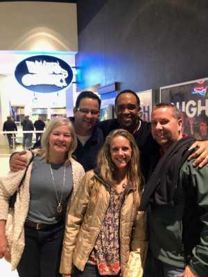 Jon attended Comedian Ruben Paul - 18+ on Apr 13th 2019 via VetTix