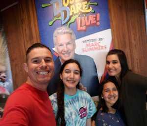 Eliseo attended Double Dare Live! Austin on Apr 14th 2019 via VetTix