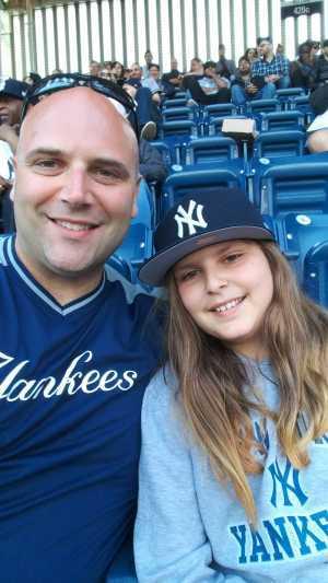 Steve attended New York Yankees vs. Seattle Mariners - MLB on May 7th 2019 via VetTix