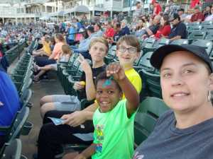 Brad attended Frisco RoughRiders vs. Midland RockHounds - MiLB on Apr 20th 2019 via VetTix