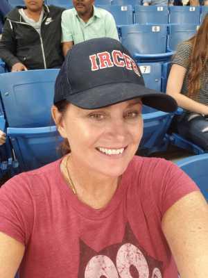 Theresa attended Tampa Bay Rays vs. Baltimore Orioles - MLB on Apr 18th 2019 via VetTix