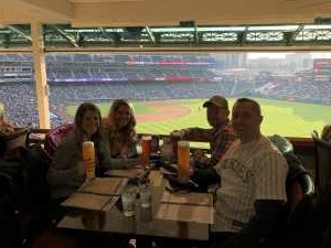 Dean attended Colorado Rockies vs. San Diego Padres - MLB on May 10th 2019 via VetTix