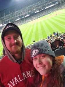 Sarah attended Colorado Rockies vs. San Diego Padres - MLB on May 10th 2019 via VetTix