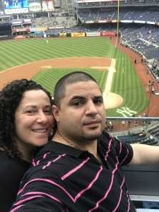 jose attended New York Yankees vs. San Diego Padres - MLB on May 28th 2019 via VetTix