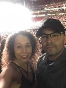 Gean attended Wff Combate Americas - Live Mixed Martial Arts - Presented by Combate Americas on Jun 7th 2019 via VetTix