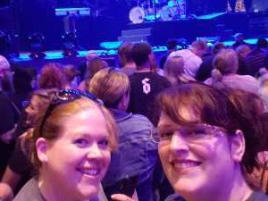 Jessica attended An Evening With Shinedown - Pop on May 7th 2019 via VetTix