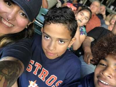 Click To Read More Feedback from Houston Astros vs. Cleveland Indians - MLB
