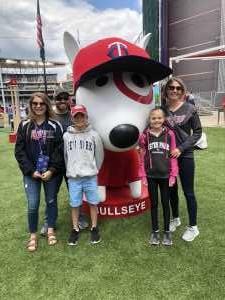 jonathan attended Minnesota Twins vs. Detroit Tigers - MLB on May 12th 2019 via VetTix