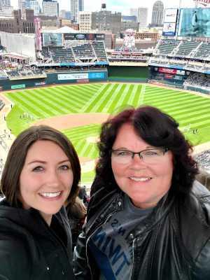 janelle attended Minnesota Twins vs. Detroit Tigers - MLB on May 12th 2019 via VetTix