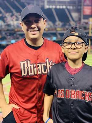 Ramon attended Arizona Diamondbacks vs. Pittsburgh Pirates - MLB on May 13th 2019 via VetTix