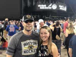 Thomas Cole attended Eric Church: Double Down Tour - Country on May 25th 2019 via VetTix