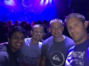 Kirk attended In the End - Tribute to Linkin Park - Alternative Rock on May 30th 2019 via VetTix