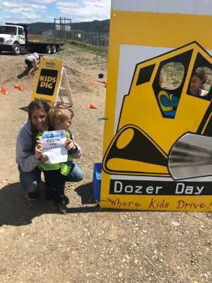 Click To Read More Feedback from Dozer Day - Where Kids Drive - * See Notes
