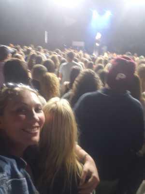 Tara attended Hunter Hayes - Country on May 10th 2019 via VetTix