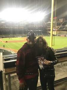 Martin attended Minnesota Twins vs. Seattle Mariners - MLB on Jun 11th 2019 via VetTix
