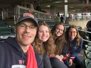 Daniel attended Minnesota Twins vs. Seattle Mariners - MLB on Jun 11th 2019 via VetTix