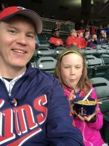 Michael attended Minnesota Twins vs. Seattle Mariners - MLB on Jun 11th 2019 via VetTix