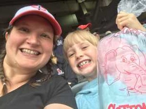 Melissa attended Minnesota Twins vs. Seattle Mariners - MLB on Jun 11th 2019 via VetTix