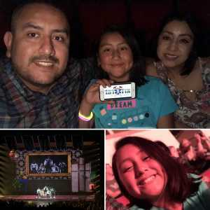 Miguel attended Pentatonix: the World Tour With Special Guest Rachel Platten - Pop on May 14th 2019 via VetTix