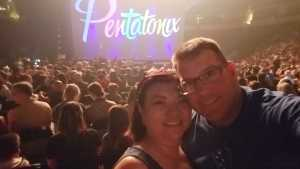 Lance attended Pentatonix: the World Tour With Special Guest Rachel Platten - Pop on May 14th 2019 via VetTix