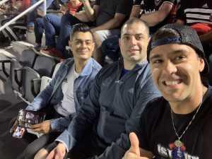 Helton  attended DC United vs. Sporting Kansas City - MLS on May 12th 2019 via VetTix