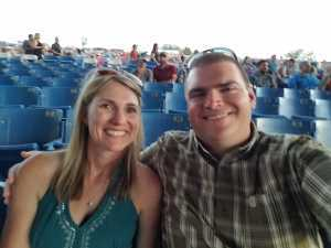 Ian attended Brad Paisley Tour 2019 - Country on May 31st 2019 via VetTix