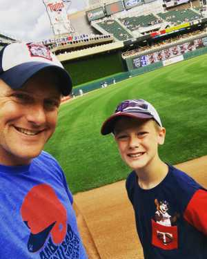 Kyle attended Minnesota Twins vs Boston Red Sox - MLB on Jun 19th 2019 via VetTix