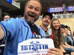 Chris attended Minnesota Twins vs Boston Red Sox - MLB on Jun 19th 2019 via VetTix
