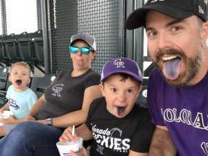 Ryan attended Colorado Rockies vs. San Diego Padres - MLB on Jun 16th 2019 via VetTix