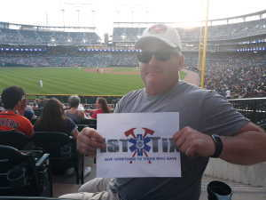 Timothy attended Detroit Tigers vs. Texas Rangers - MLB on Jun 26th 2019 via VetTix