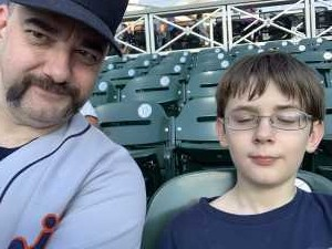 Joel attended Detroit Tigers vs. Texas Rangers - MLB on Jun 26th 2019 via VetTix