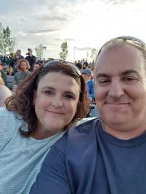 Mike attended Third Eye Blind & Jimmy Eat World at Usana Amphitheatre on Jun 21st 2019 via VetTix