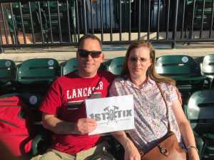 Marc attended Lancaster Barnstormers vs. York Revolution - MiLB on Jun 14th 2019 via VetTix