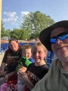 Robert attended Luke Bryan: Sunset Repeat Tour 2019 - Country on Jun 2nd 2019 via VetTix