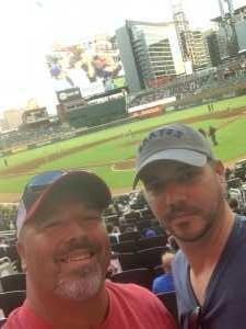 Jamie attended Atlanta Braves vs. New York Mets - MLB on Aug 13th 2019 via VetTix