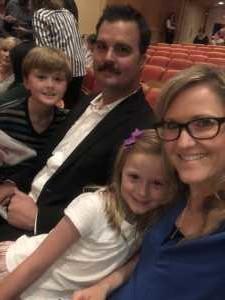 Adam attended The Phoenix Symphony Presents Broadway Celebration - APS Pops Series on May 31st 2019 via VetTix