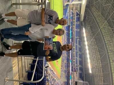 Luis attended Miami Marlins vs. St. Louis Cardinals - MLB on Jun 11th 2019 via VetTix
