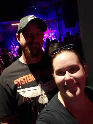 Sarah attended Testify: a Tribute to Rage Against the Machine - Saturday on Jul 6th 2019 via VetTix