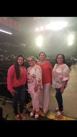 Jose attended Luis Miguel - Tour 2019 - Latin on Jun 12th 2019 via VetTix