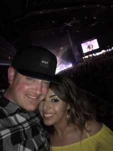 Caleb attended Texas Summer Jam Pres by Whataburger Festival W Randy Rogers and Friends - Lawn Seats on Jun 15th 2019 via VetTix