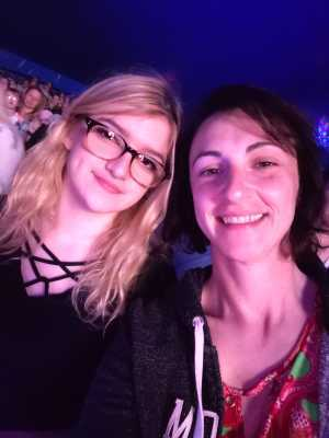 Stephanie  attended Big Apple Circus - Philadelphia - Circus on Jun 12th 2019 via VetTix