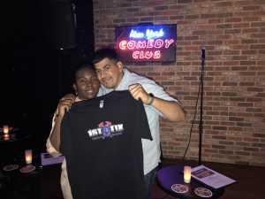Joel attended New York Comedy Club - Saturday 5pm - 16+ on Jun 15th 2019 via VetTix