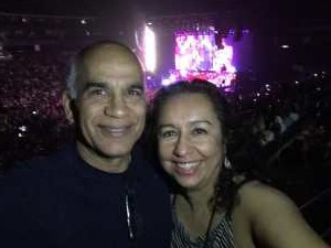 Peter attended Luis Miguel - Tour 2019 - Latin on Jun 14th 2019 via VetTix