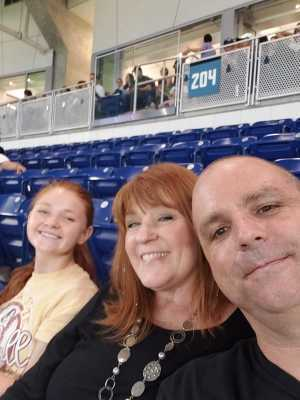 Andy attended Miami Marlins vs. Pittsburgh Pirates - MLB on Jun 15th 2019 via VetTix