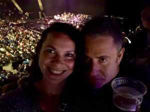 William attended Josh Groban: Bridges Tour W/jennifer Nettles - Adult Contemporary on Jun 15th 2019 via VetTix