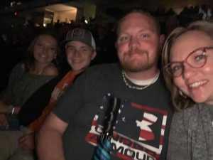 James attended Josh Groban: Bridges Tour With Jennifer Nettles - Adult Contemporary on Jun 19th 2019 via VetTix