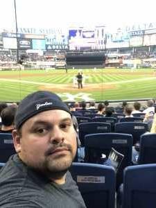 richard attended New York Yankees vs. Houston Astros - MLB - Premium Seating on Jun 20th 2019 via VetTix