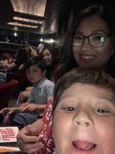 Brian attended Disney's - Freaky Friday - a New Musical on Jun 15th 2019 via VetTix